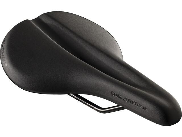 Bontrager Commuter Comp Bike Saddle Herren black